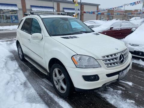 2008 Mercedes-Benz M-Class for sale at Polonia Auto Sales and Service in Hyde Park MA