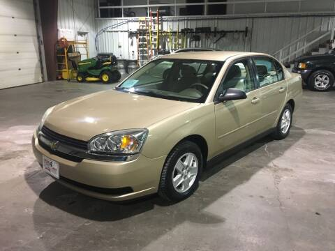 2005 Chevrolet Malibu for sale at More 4 Less Auto in Sioux Falls SD