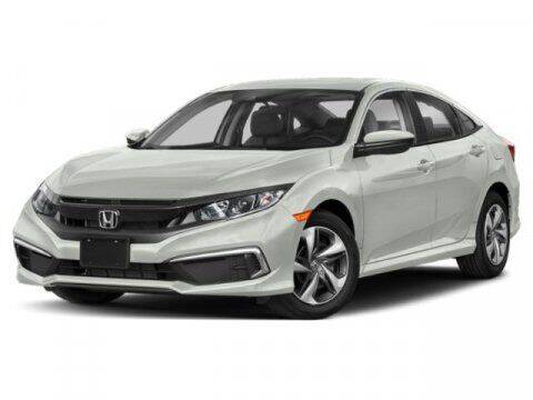 2020 Honda Civic for sale at Stephen Wade Pre-Owned Supercenter in Saint George UT