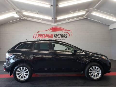 2011 Mazda CX-7 for sale at Premium Motors in Villa Park IL
