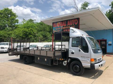 2002 Isuzu NPR for sale at Global Auto Sales and Service in Nashville TN
