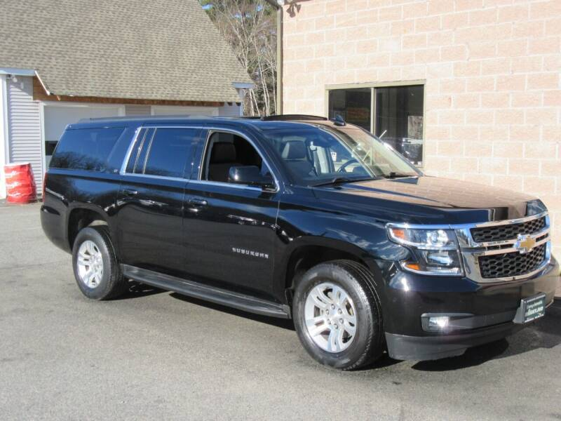 2018 Chevrolet Suburban for sale at Advantage Automobile Investments, Inc in Littleton MA