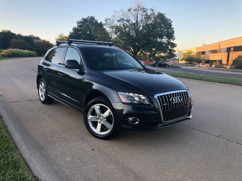 2012 Audi Q5 for sale at Q and A Motors in Saint Louis MO