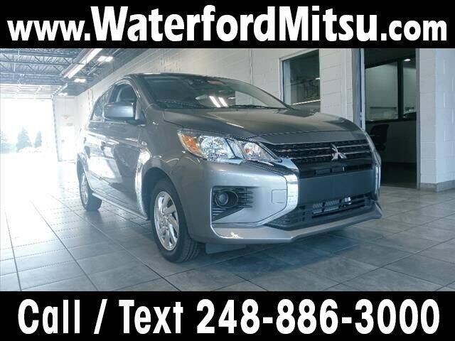2021 Mitsubishi Mirage for sale in Waterford, MI