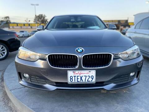 2014 BMW 3 Series for sale at Global Auto Group in Fontana CA