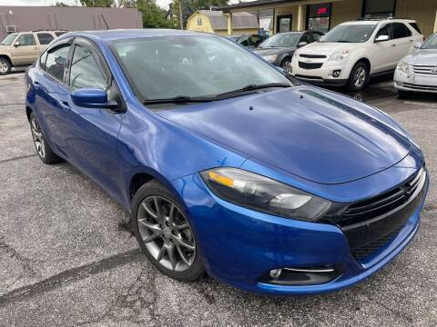 2014 Dodge Dart for sale at speedy auto sales in Indianapolis IN