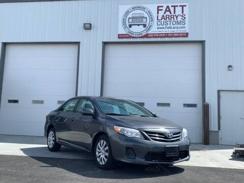 2013 Toyota Corolla for sale at Fatt Larry's Customs in Sugar City ID