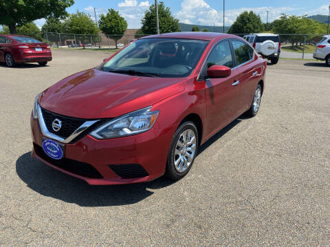 2016 Nissan Sentra for sale at Steve Johnson Auto World in West Jefferson NC