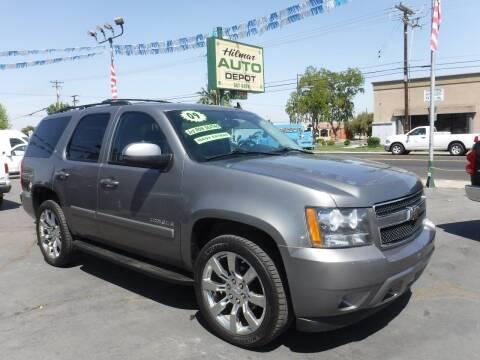 2009 Chevrolet Tahoe for sale at HILMAR AUTO DEPOT INC. in Hilmar CA