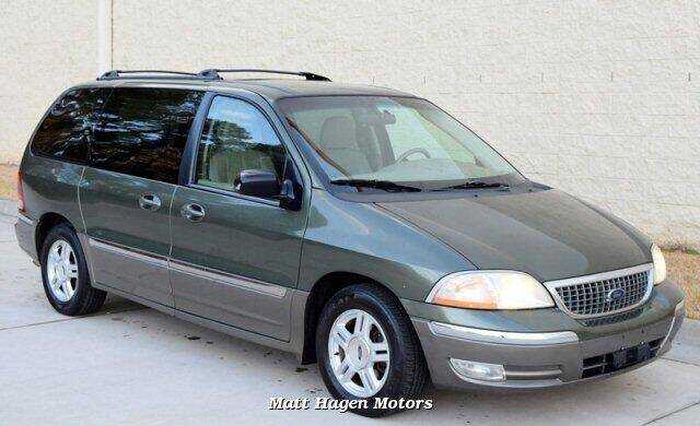 2002 Ford Windstar for sale at Matt Hagen Motors in Newport NC