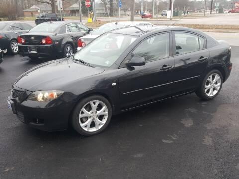 2009 Mazda MAZDA3 for sale at Premier Auto Sales Inc. in Newport News VA
