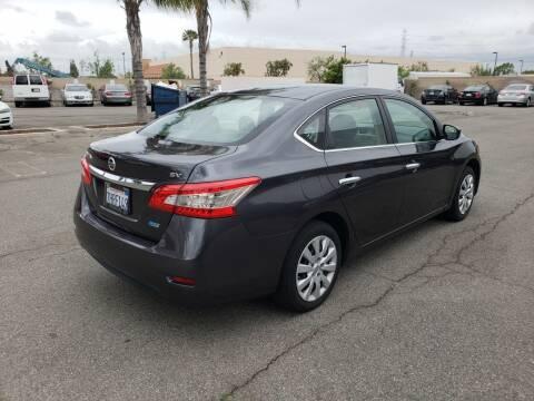 2014 Nissan Sentra for sale at Auto Facil Club in Orange CA
