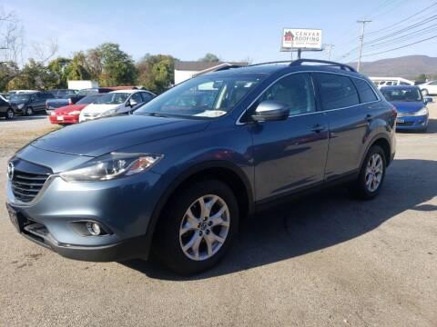 2015 Mazda CX-9 for sale at Salem Auto Sales in Salem VA