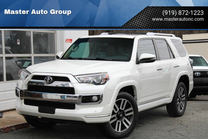 2014 Toyota 4Runner for sale at Master Auto Group in Raleigh NC