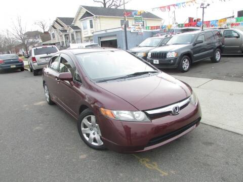 2008 Honda Civic for sale at K & S Motors Corp in Linden NJ