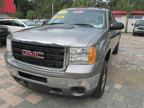 2013 GMC Sierra 2500HD for sale at Affordable Auto Motors in Jacksonville FL