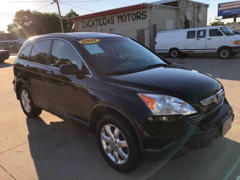 2007 Honda CR-V for sale at Zacatecas Motors Corp in Des Moines IA