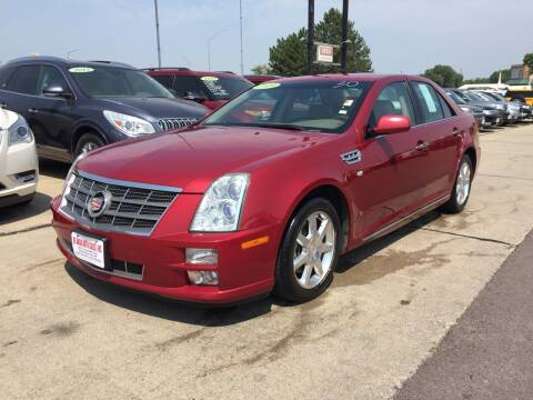 2009 Cadillac STS for sale at De Anda Auto Sales in South Sioux City NE