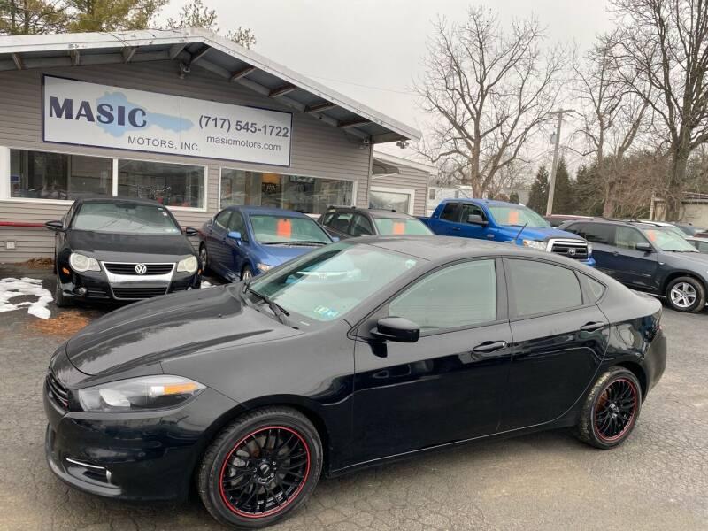 2013 Dodge Dart for sale at Masic Motors, Inc. in Harrisburg PA
