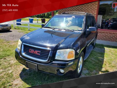 2003 GMC Envoy for sale at Mr VA Auto in Chesapeake VA