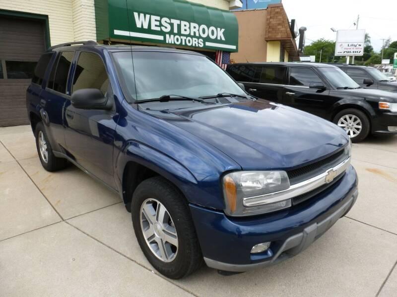 2004 Chevrolet TrailBlazer for sale at Westbrook Motors in Grand Rapids MI