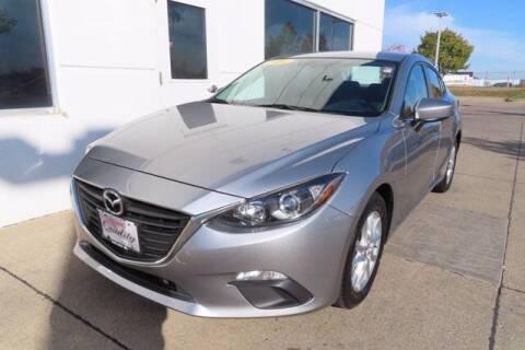 2014 Mazda MAZDA3 for sale at HILAND TOYOTA in Moline IL