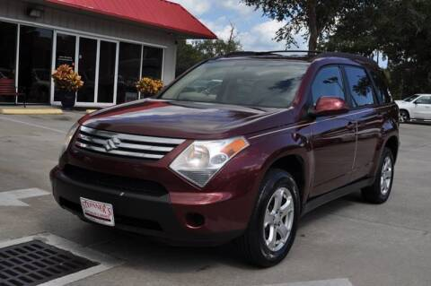 2008 Suzuki XL7 for sale at STEPANEK'S AUTO SALES & SERVICE INC. in Vero Beach FL