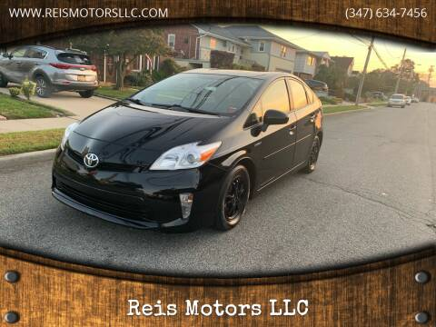 2014 Toyota Prius for sale at Reis Motors LLC in Lawrence NY