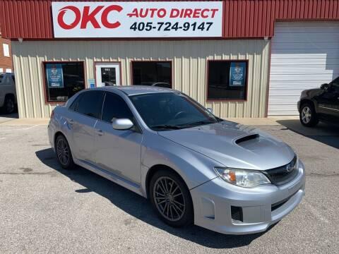 2012 Subaru Impreza for sale at OKC Auto Direct in Oklahoma City OK