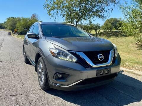 2015 Nissan Murano for sale at Texas Auto Trade Center in San Antonio TX