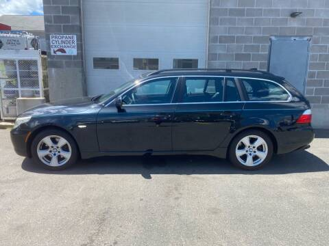 2008 BMW 5 Series for sale at Pafumi Auto Sales in Indian Orchard MA