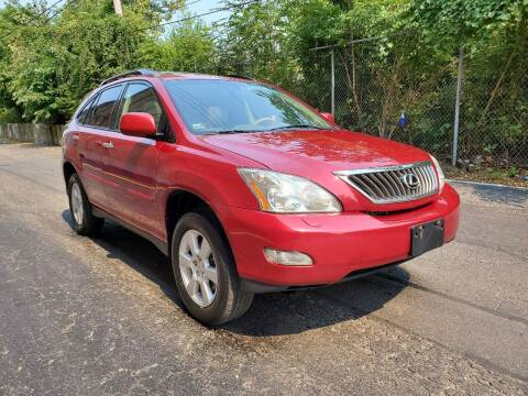 2009 Lexus RX 350 for sale at U.S. Auto Group in Chicago IL