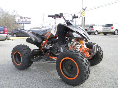2020 Pentora 6275 200cc EFI for sale at A C Auto Sales in Elkton MD