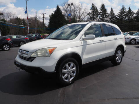 2009 Honda CR-V for sale at Patriot Motors in Cortland OH