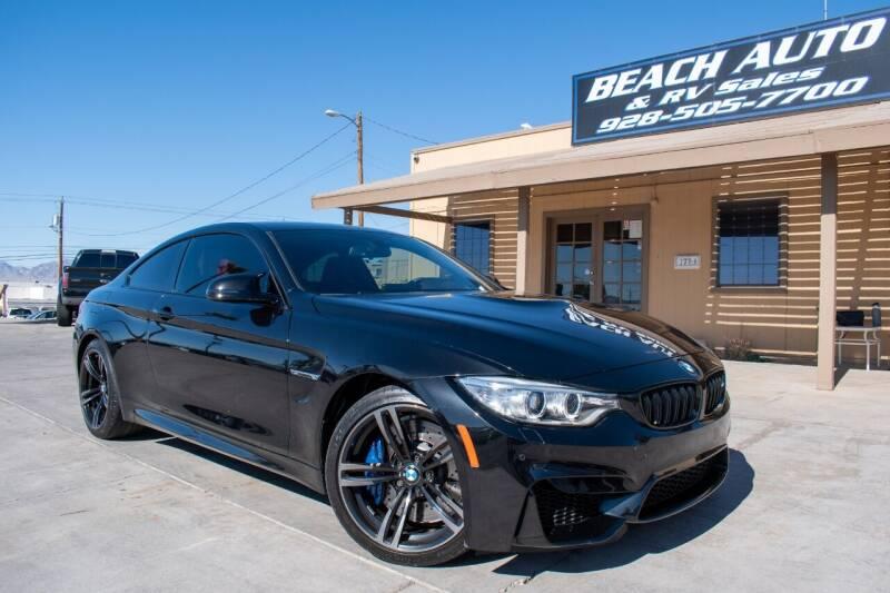 2015 BMW M4 for sale at Beach Auto and RV Sales in Lake Havasu City AZ