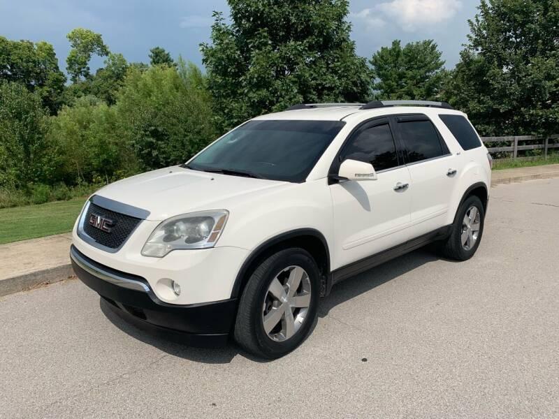 2011 GMC Acadia for sale at Abe's Auto LLC in Lexington KY