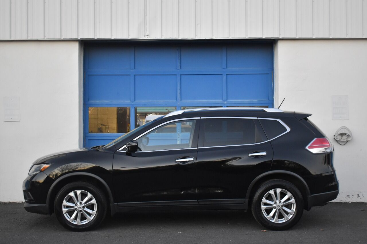 2015 Nissan Rogue SV AWD 4dr Crossover full