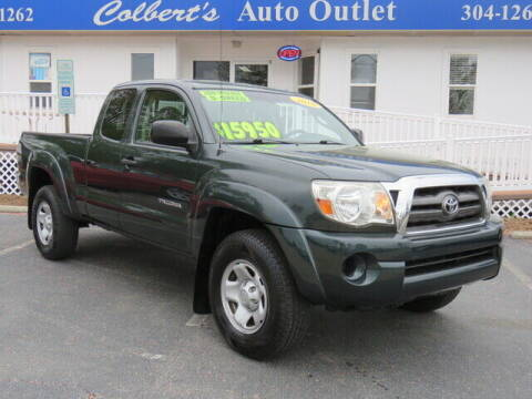 2010 Toyota Tacoma for sale at Colbert's Auto Outlet in Hickory NC