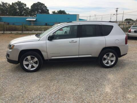 2014 Jeep Compass for sale at Space & Rocket Auto Sales in Hazel Green AL