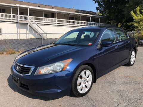 2010 Honda Accord for sale at JB Auto Sales in Schenectady NY