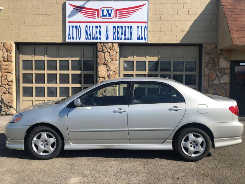 2004 Toyota Corolla for sale at LV Auto Sales & Repair, LLC in Yakima WA