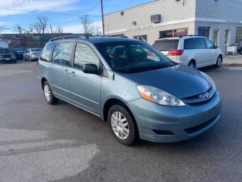 2006 Toyota Sienna for sale at Fairview Motors in West Allis WI