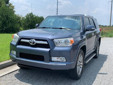 2011 Toyota 4Runner for sale at William D Auto Sales in Norcross GA