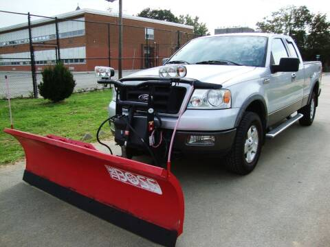 2005 Ford F-150 for sale at Discount Auto Sales in Passaic NJ