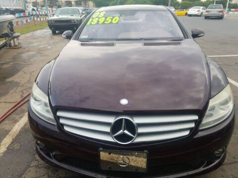 2008 Mercedes-Benz CL-Class for sale at AUTOPLEX 528 LLC in Huntsville AL