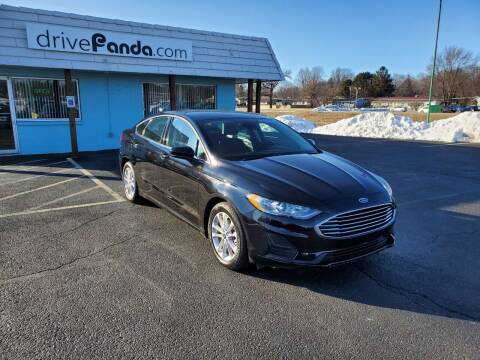 2019 Ford Fusion for sale at DrivePanda.com in Dekalb IL