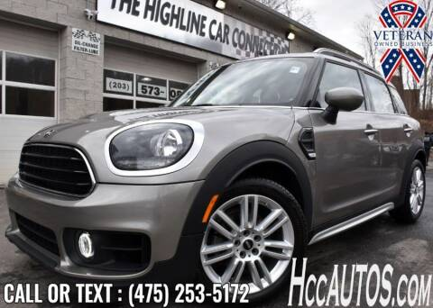 2020 MINI Countryman for sale at The Highline Car Connection in Waterbury CT