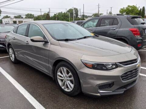 2017 Chevrolet Malibu for sale at Jimmys Car Deals at Feldman Chevrolet of Livonia in Livonia MI