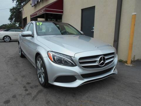 2017 Mercedes-Benz C-Class for sale at AutoStar Norcross in Norcross GA