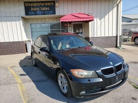 2008 BMW 3 Series for sale at Straightforward Auto Sales in Omaha NE